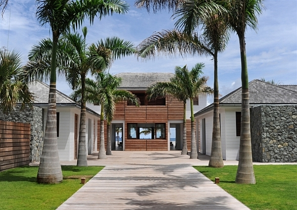 Stunning Caribbean Villa Is The Ultimate Luxury Retreat Draped In ...