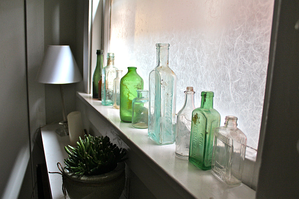 frosted glass for the bathroom Fancy Privacy Options For the Bathroom