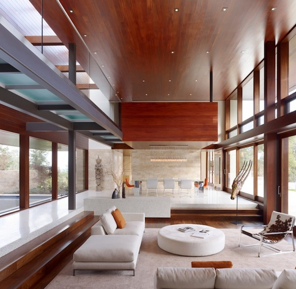 living room modern interiors