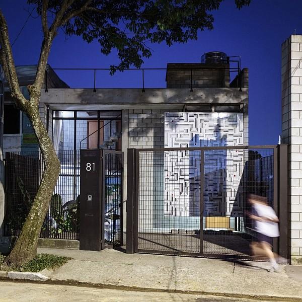 maracana house - sao paulo 12