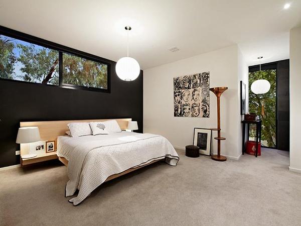 melbourne home 11 - large bedroom