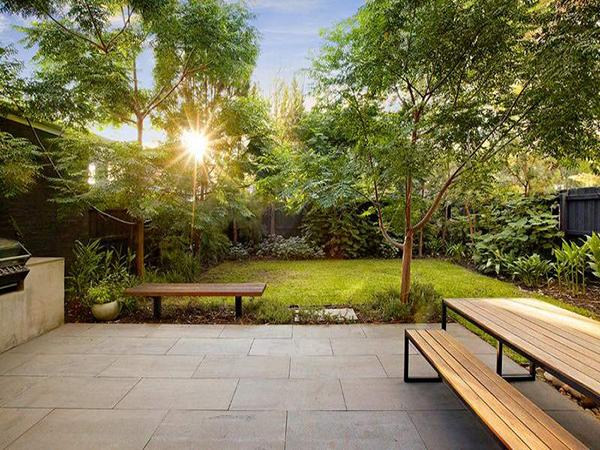 melbourne home 13 - outdoor patio