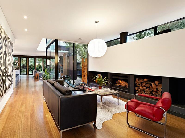 melbourne home 6 - relaxing area
