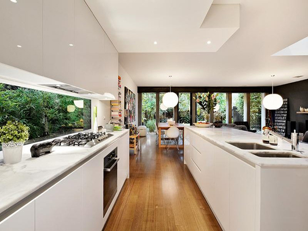 melbourne home 7 – stunning kitchen