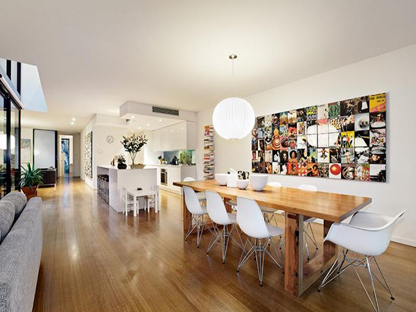 melbourne home 8 - white kitchen