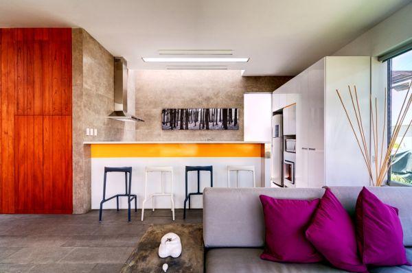 modern interior design - Lima, PEru