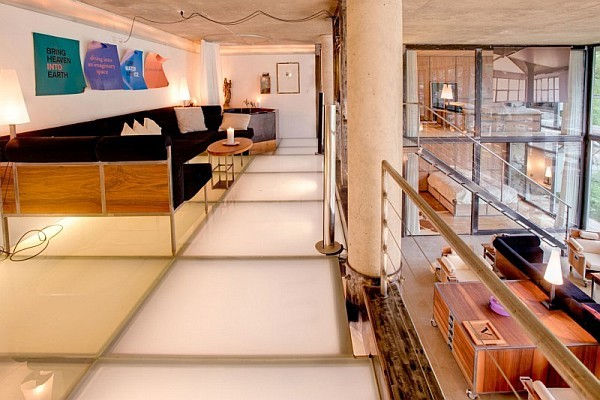 modern loft design - zermatt, switzerland
