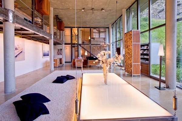 modern loft - zermatt