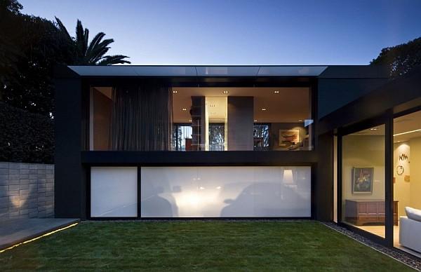 modern villa auckland