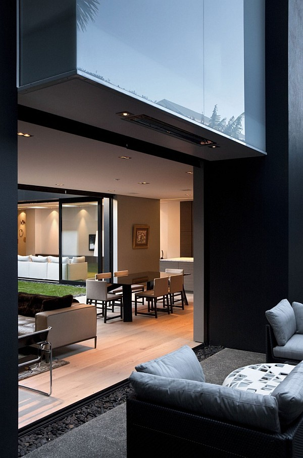 open living space - Auckland