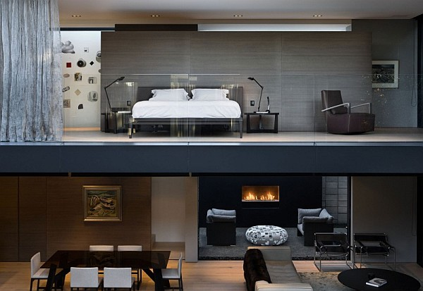 open living space - design in Auckland