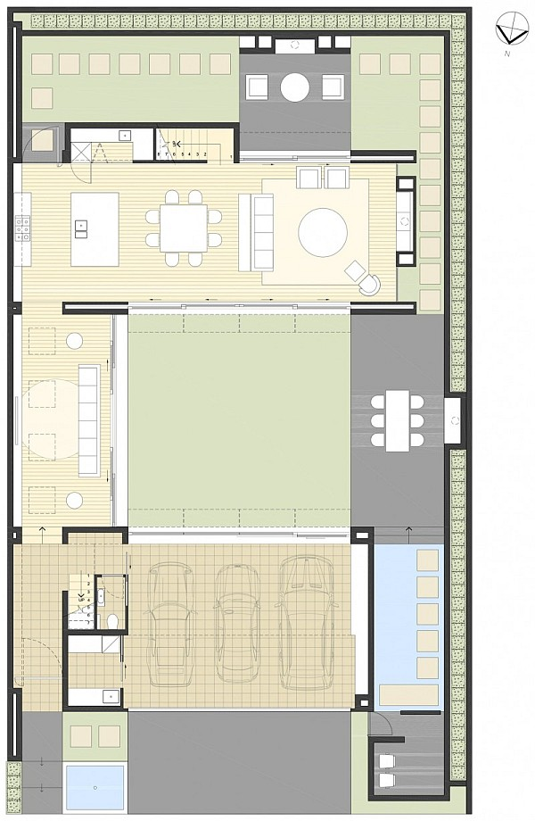 House plans and design house plans small space for Small space floor plans