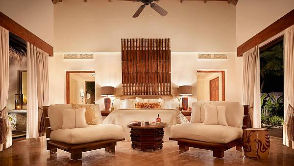 resort bedroom nicaragua