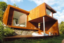 Casa Kolonihagen: Contemporary Nordic Architecture For a Summer Retreat