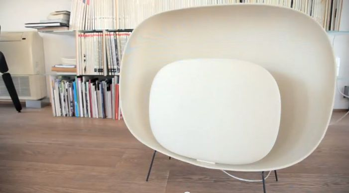 stewie lamp by foscarini