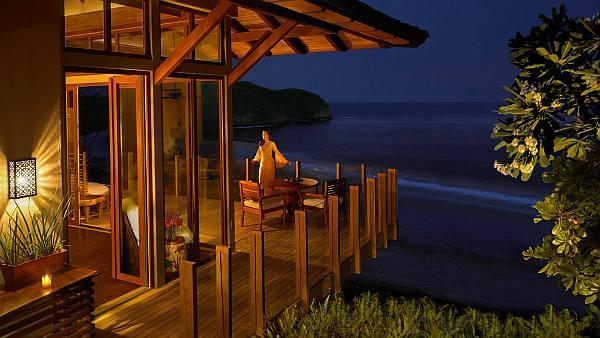 stunning ocean villa