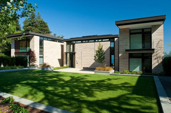 stunning villa design