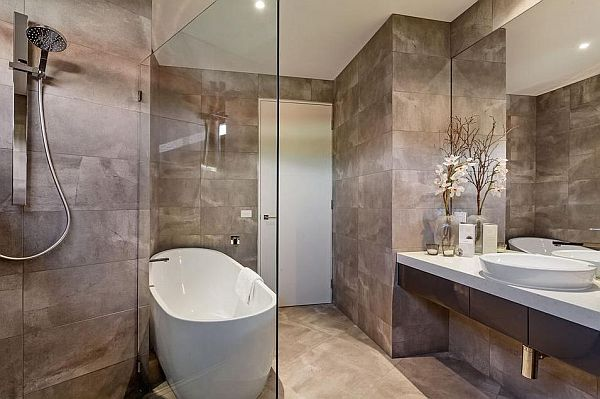 stylish bathroom decor
