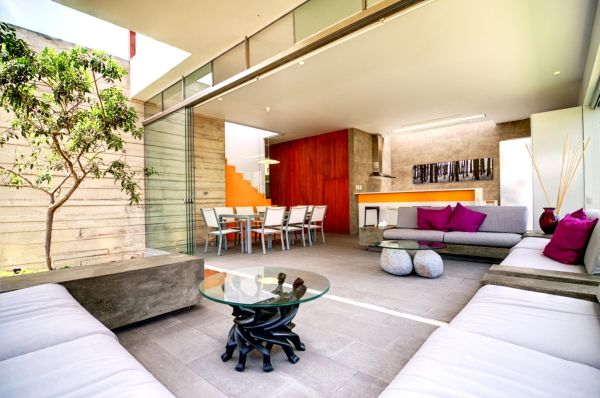 stylish home design - Lima, Peru