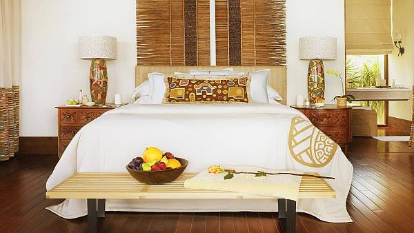 superb bedroom Mukul resort - Nicaragua