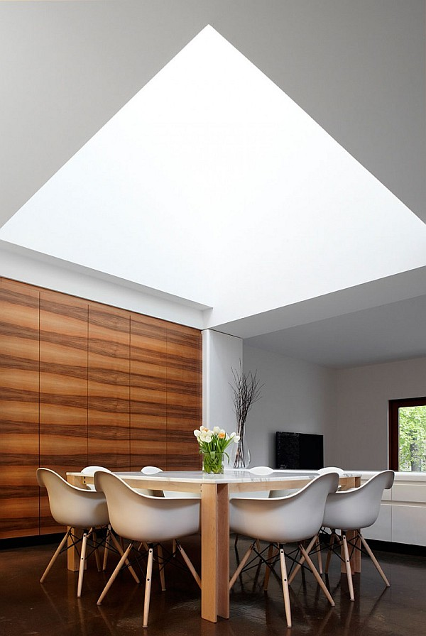 ultra modern dining table