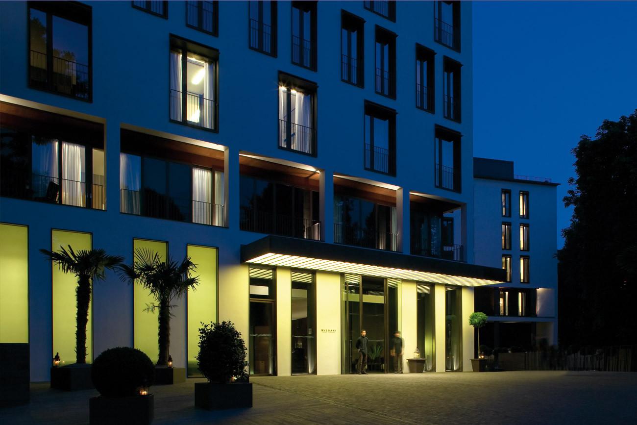 5-star Bulgary Hotel Milan