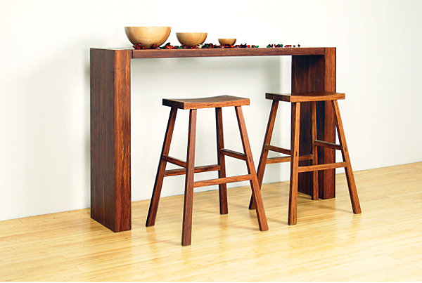View In Gallery Bamboo Juniper Console