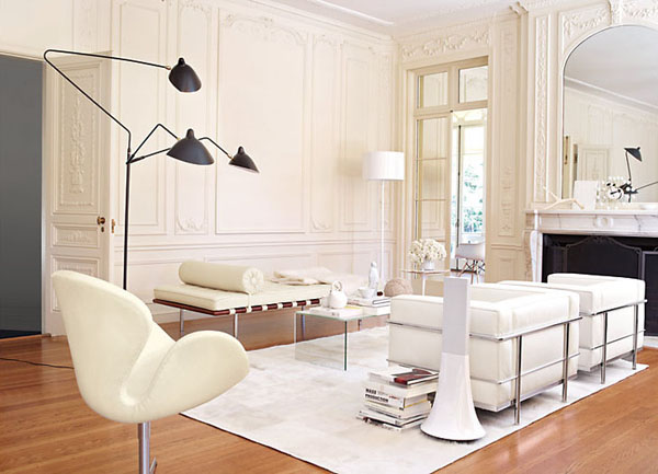 Barcelona daybed in modern interiors (10)