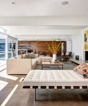 Barcelona daybed in modern interiors (2)