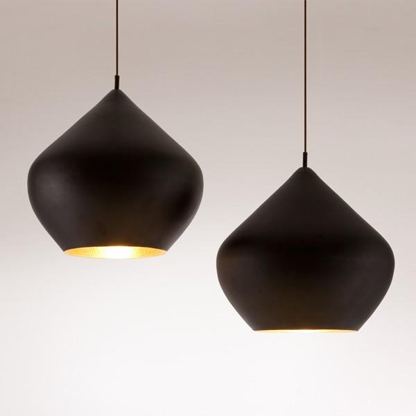 Beat Stout Lamp via Willie Duggan Lighting