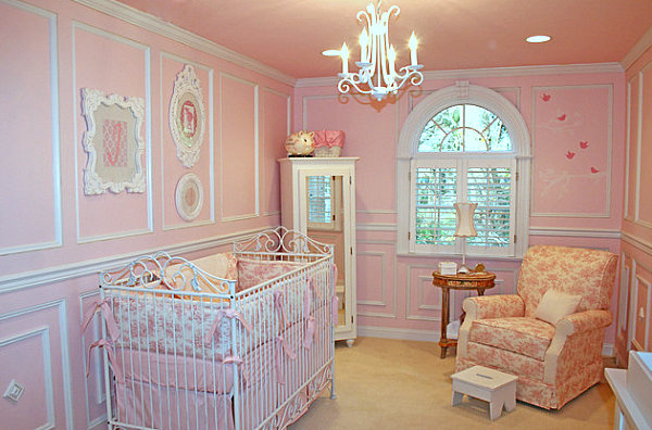 Beautiful Nurseries tips for decorating a small nursery