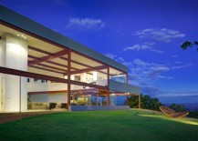 Contemporary Brazilian Home Promises Spectacular View And A Stunning Art Gallery