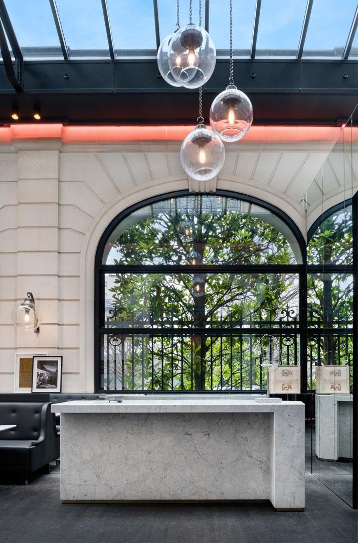 Café Artcurial Restaurant - Paris 10
