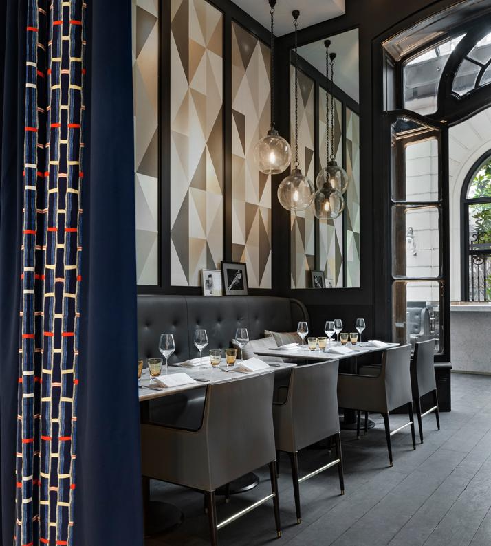 Café Artcurial Restaurant - Paris 4