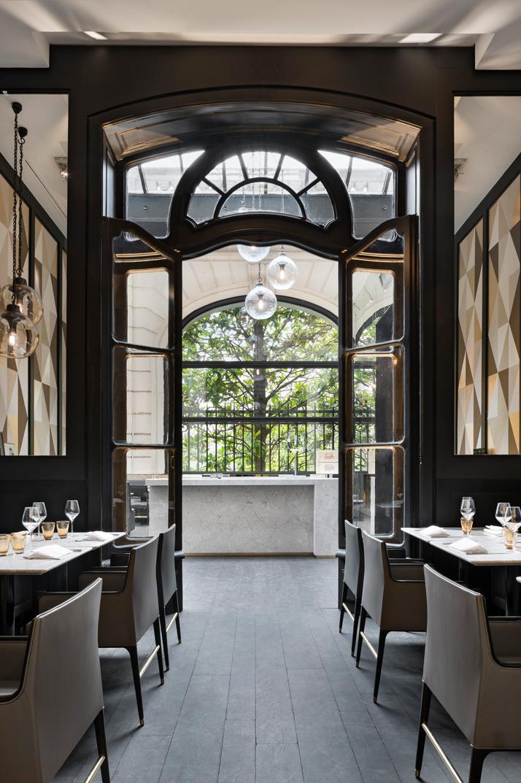 Caf Ef Bf Bd Restaurant Point Bar Paris