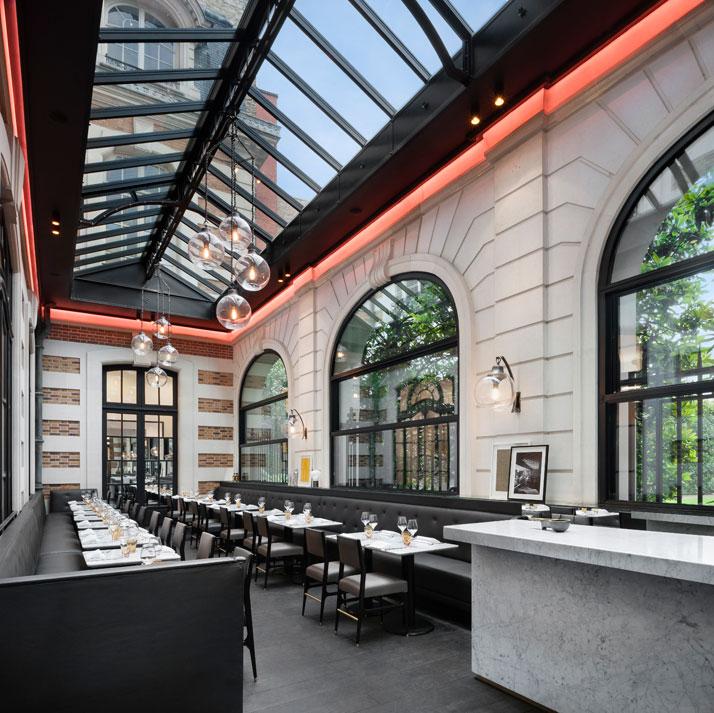 Café Artcurial Restaurant - Paris 7
