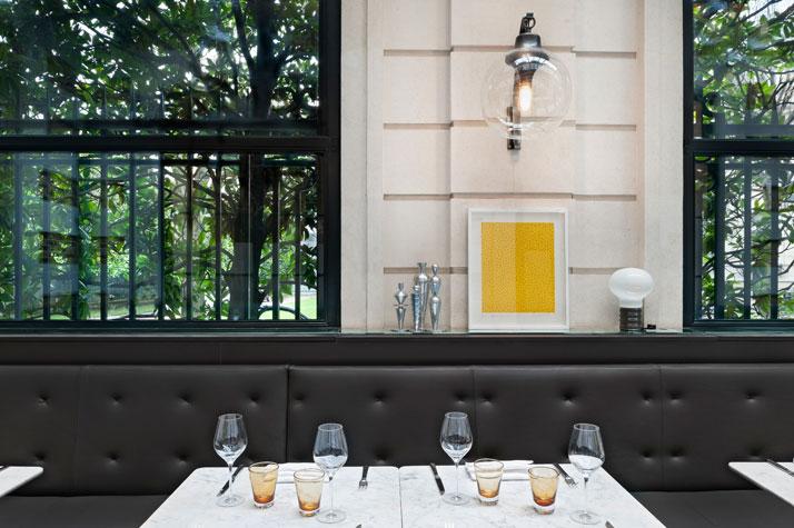 Café Artcurial Restaurant - Paris 8