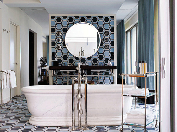 Design Trend Spotlight The Honeycomb Pattern