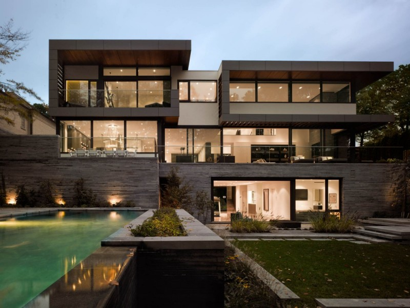 Contemporary Toronto Residence