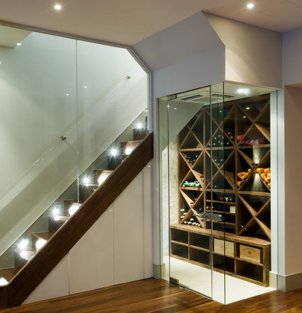Intoxicating design 29 wine cellar and storage ideas for the contemporary home - Small space wine racks design ...