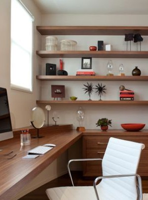 Corner Wall Shelf Ideas