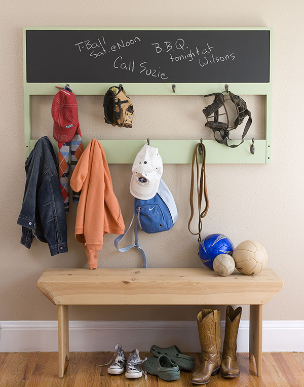 12 fabulous diy coat rack ideas. Black Bedroom Furniture Sets. Home Design Ideas