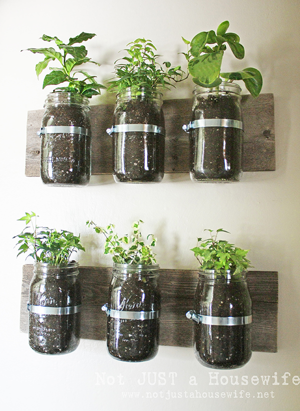 Herb Planters stylish diy planters for spring