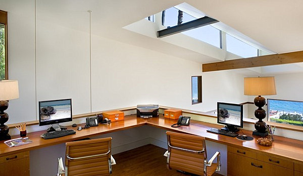Desktop home office essentials
