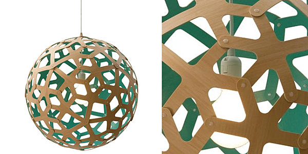 Eco-friendly pendant light