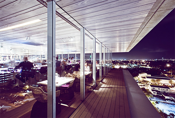 Enjoy the glitz and glamour of Miami Juvia Penthouse Restaurant Promises Dazzling Views of Miami And Delectable Cuisine