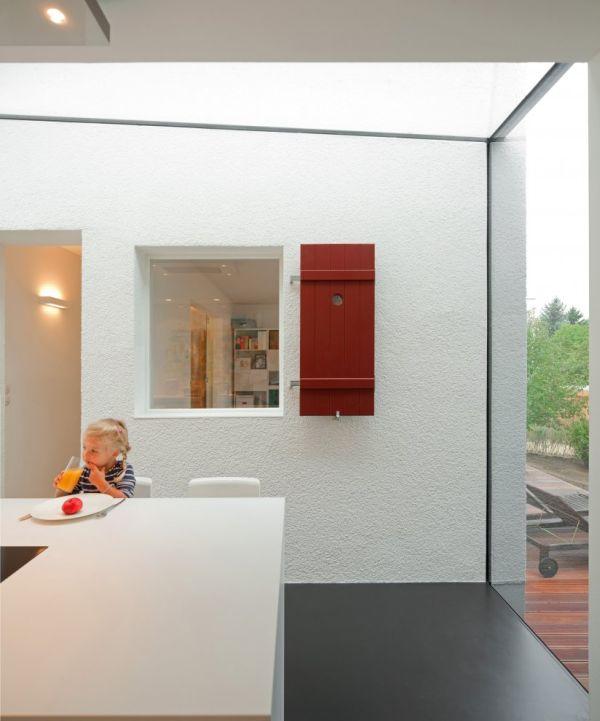 Ergonomic modern kitchen