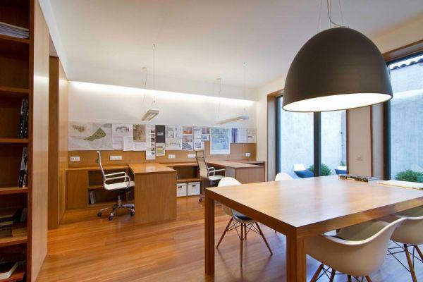 Ergonomic workstations for the architecture studio