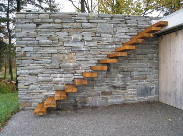 Treppen Aus Holz Die Kragarmtreppe Youtube Stairs In 2019 Stairs