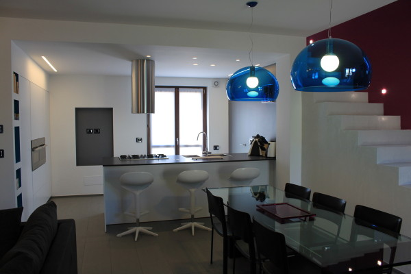 Fly Icon Lamp via Stardust Modern Design